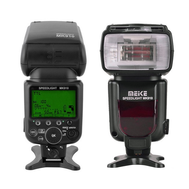 Flash TTL Meike Speedlight MK910 p/ Nikon 01