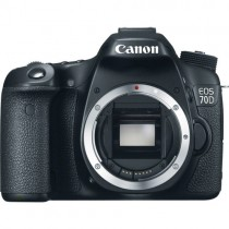 Camera DSLR Canon 70D Body Corpo 01