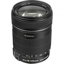 Lens Canon EF-S 18-135mm f/3.5-5.6 IS Lente Zoom 02