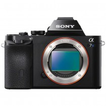 Camera Sony A7s Mirrorless with output 4K 01