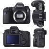 Camera DSLR Canon 6D FullFrame Body Corpo 04